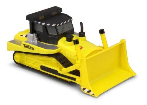 - Funrise Tonka Toughest Minis Motorized Bulldozer - Lights & Sounds