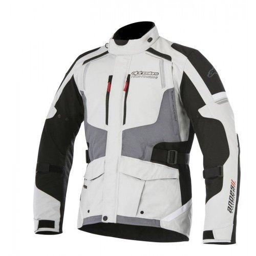 Alpinestars Andes v2 Drystar Jacket (Large) (Light Grey/Black/Dark Grey)