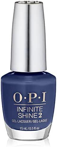 OPI Infinite Shine Nail Polish, Get Ryd-of-thym Blues, 0.5 fl. oz.