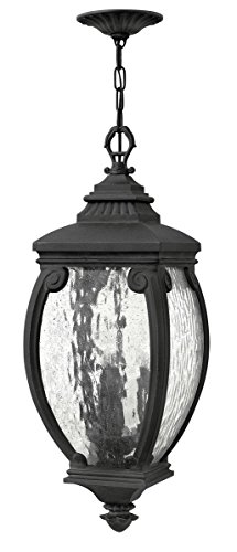 Hinkley 1942MB Traditional Three Light Hanging Lantern from Forum collection in - Forum Lantern Outdoor