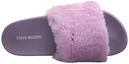 Sandal Steve Lavender Softey Madden Women's Flat Slide ZTx1Twq