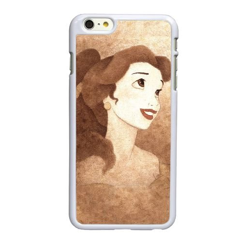 Beauty And The Beast I9I89O9HD coque iPhone 6 6S 4.7 Inch case coque white S3WYA8