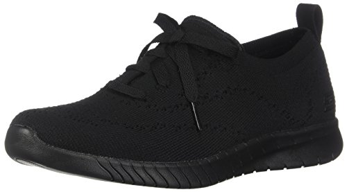 lite noir pretty Femme Noir Philosophy Wave Skechers Baskets Sq6O5AUx