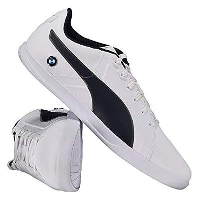 1eb7e07b411b3e Puma BMW MS Court White  Amazon.in  Shoes   Handbags