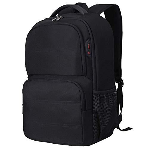 Waterproof 17 inch Laptop Backpack Large School Travel Daypack Computer PC Bag