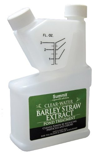Summit 136 Clear-Water Barley Straw Extract Pond Treatment, (Clearwater Clarifier)