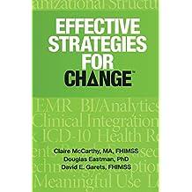 Effective Strategies for Change