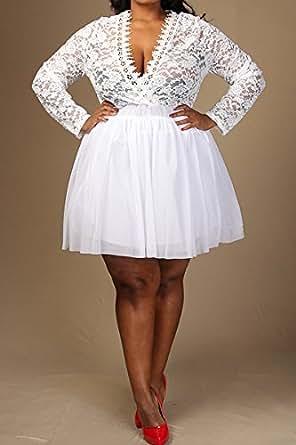 Purelove007 Plus Baby Doll Dress 2X Size 18 20 at