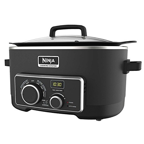 Great Features Of Certified Refurbished - Ninja MC900 Multi Cooker 4-in-1 Cooking System Digital 6 Q...