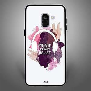 Samsung Galaxy A8 Music Brings relief