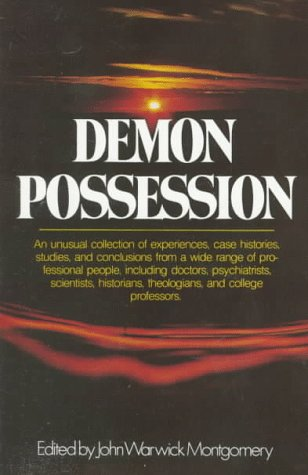Demon Possession: Papers Presented at the University of Notre Dame