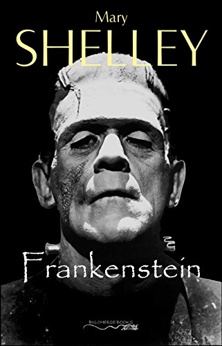 libro clásico frankenstein mary shelley