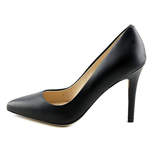 Haan Black Cole Leather Matte 100 Emery Pump Dress Womens dwnqwg7A