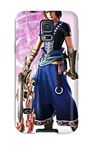 Awesome NSnqrhY2046ZzHLH Robert J Murphy Defender Tpu Hard Case Cover For Galaxy S5- Final Fantasy Xiii
