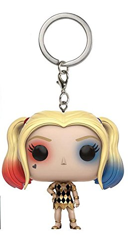 Llavero Suicide Squad Pocket Pop! Keychain - Harley Quinn ...