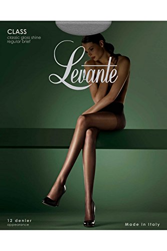 Levante Class Glossy Sheer Tights: Natural - Tall ()