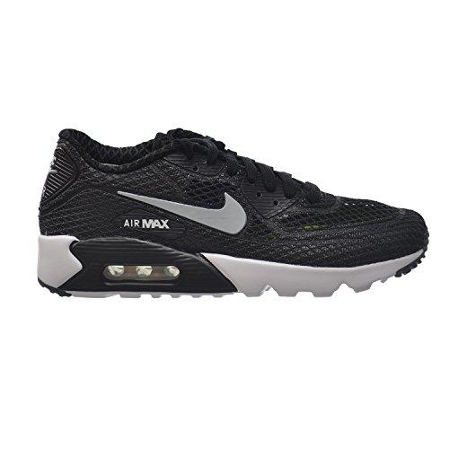 Nike Air Max 90 Ultra BR Plus QS Men's Running Shoes Black/Wolf Grey-White-Volt 810170-002 (11.5 D(M) US)