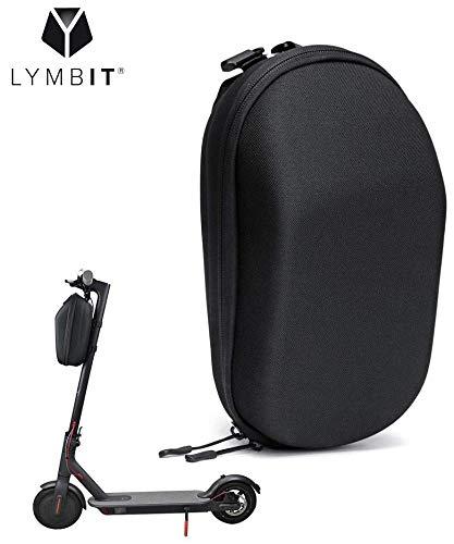 Lymbit Mochila Negra Patinete Xiaomi M365