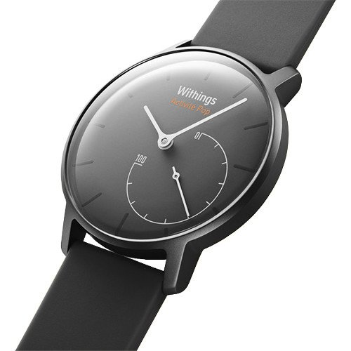 Withings Activite Pop Activity and Fitness Tracker + Sleep Monitor Lightweight Watch, Shark Gray (Certified Refurbished) by Withings (Image #2)