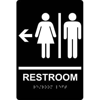 family bathroom sign  compliancesigns acrylic ada unisex family assisted restroom  sign 9 x 6 in. Family Bathroom Sign  Family Restroom ADA Sign Wise Bathroom