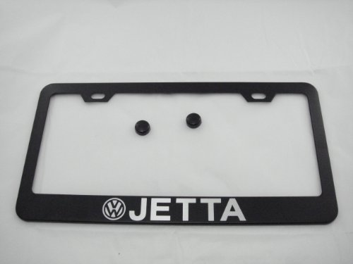 vw license plate frame jetta - 9