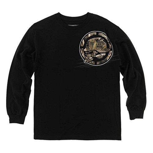 (Metal Mulisha Men's Unlimited Longsleeve T-Shirt, Black, X-Large )