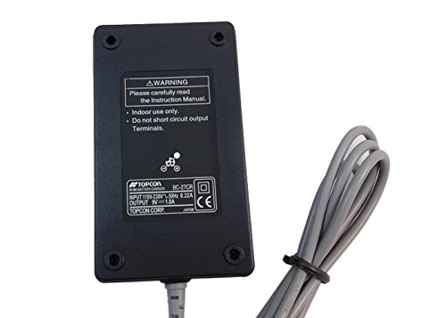 Topcon BC-27CR Battery Charger by TOPCON