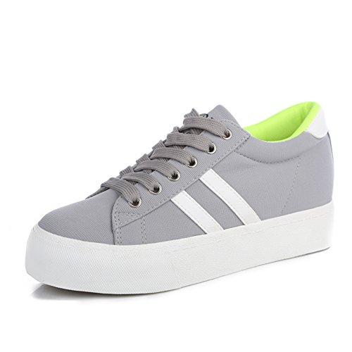 Calzado deportivo de verano planas/Zapatos del ocio creciente D
