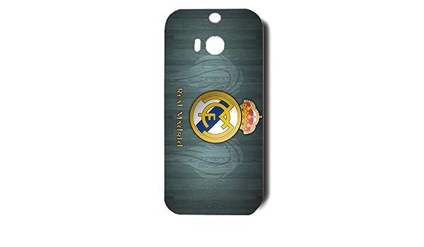 kuangxiacase Real Madrid CF Angel Wings Logo Wood Background ...