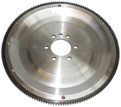 (PRW 1628300 SFI-Rated 21 lbs. 168 Teeth Billet Steel Flywheel for Chevy SB V6/V8 1955-85 265-454)