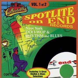 CD : VARIOUS ARTISTS - End Records: Doo Wop Rhythm An Blues, Vol.1 (CD)