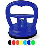Suction Cup Mini dent Puller Screen Opening Tool for ipad Removal Cups for iPhone iMac Computer Repair Tool kit Phone Repair Suction Cup (Blue)