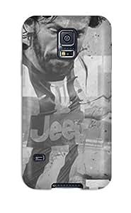 WilliamBDavis Galaxy S5 Hybrid Tpu Case Cover Silicon Bumper Andrea Pirlo