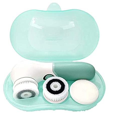 Touchbeauty Essentials Rotary Facial Cleanser With 3
