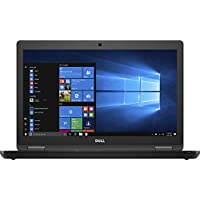 Dell Latitude 15 5000 Series 5580 15.6 Laptop - 7th Gen Intel Core i5-7200U Processor up to 3.10 GHz, 8GB Memory, 256GB SSD, Intel HD Graphics 620, Windows 10 Pro