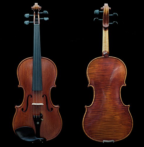 Sky A+++ Maple and Spruce Concerto Series(Highly Flamed) Guarantee Mastero Copy of Strad 4/4 Size Professional Hand-made One-piece Back 4/4 Full Size …