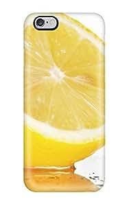 Iphone 6 Plus Case Cover Skin : Premium High Quality Lemon Case