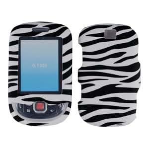 Samsung Smile T359 Black+White Zebra Premium Designer Hard Protector Case