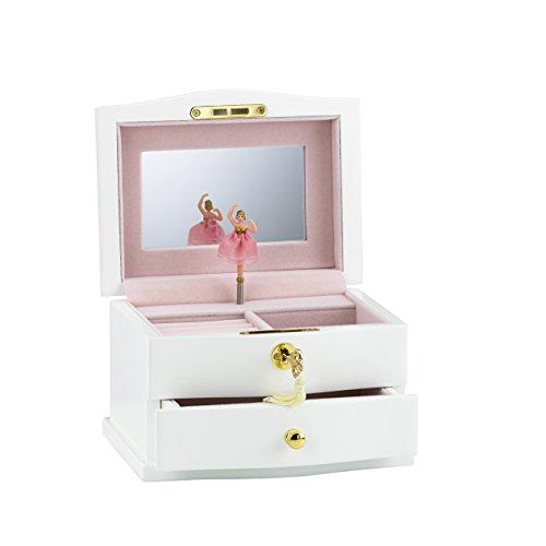 Lenox Ballerina Jewelry Box (Lenox Jewelry Girls Box For)