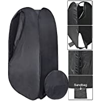 Fancierstudio 6 feet Portable Pop Up Changing Dressing Fitting Room By Fancierstudio H 1900