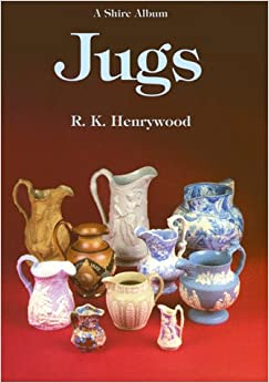 Book Jugs (Shire Library)
