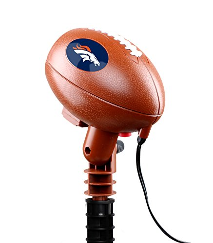 NFL Denver Broncos Team Pride Light, Navy, One - Broncos Team