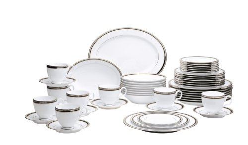 50 piece dish set - 2