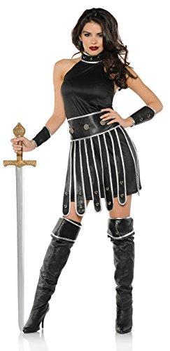 [Women's Medieval Costume - Warrior Queen] (Joan Of Arc Costume Halloween)
