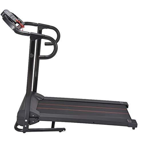 PGIGE Universal Motorized Running Machine WP01H Folding Treadmill 1100W Electric Walking Machine Exercise Equipment