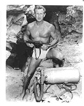 Photo Lloyd Bridges Scuba Diver Sea Hunt