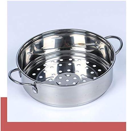Nye Hot Pot électrique Multifonctionnel, Mini Pot en Acier Inoxydable, Rapide, Anti-Sec, adapté aux Ramen/Oeuf/boulette/Soupe/Bouillie/Nouilles, Rose