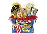 Showtime Gift Basket & Blockbuster Card