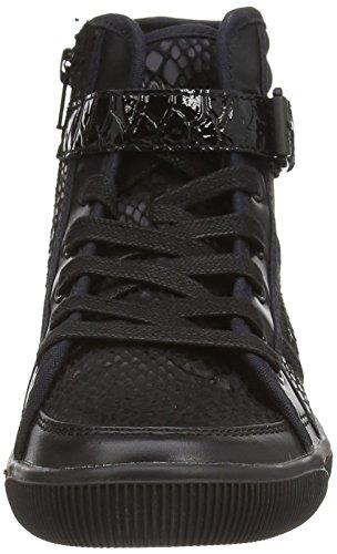 Noir s Sneakers Noir Oliver Femme Basses 252 xx7Rn