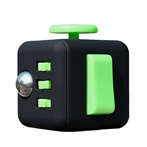 Fuyamp Stress Relieves Cube Relief Anxiety Fidget Toy for Children and Adults H08